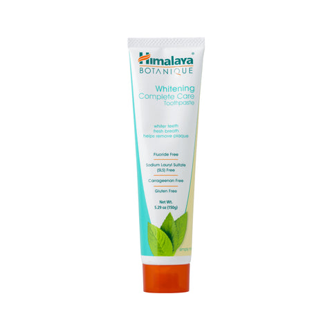Himalaya - Simply Mint Whitening Toothpaste | Kolya Naturals, Canada