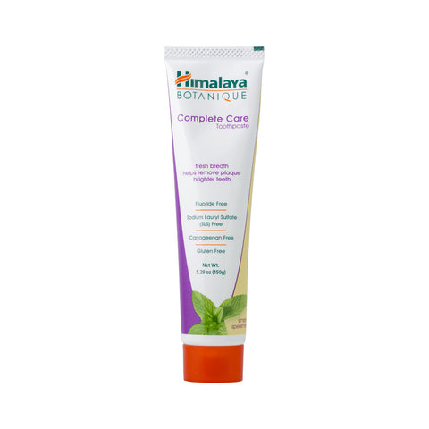Himalaya - Simply Spearmint Complete Care Toothpaste | Kolya Naturals, Canada