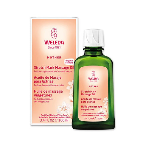 Weleda - Stretch Mark Massage Oil | Kolya Naturals, Canada