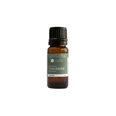 Earth's Aromatique - Tangerine Essential Oil 10ml | Kolya Naturals, Canada