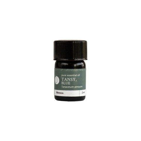 Earth's Aromatique - Blue Tansy 2 mL Essential Oil | Kolya Naturals, Canada