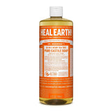 Dr. Bronner's - Pure Castile Liquid Soap Tea Tree 32 oz | Kolya Naturals, Canada