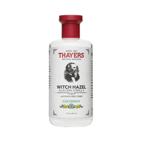 Thayers - Cucumber Witch Hazel Toner (Alcohol-Free) | Kolya Naturals, Canada