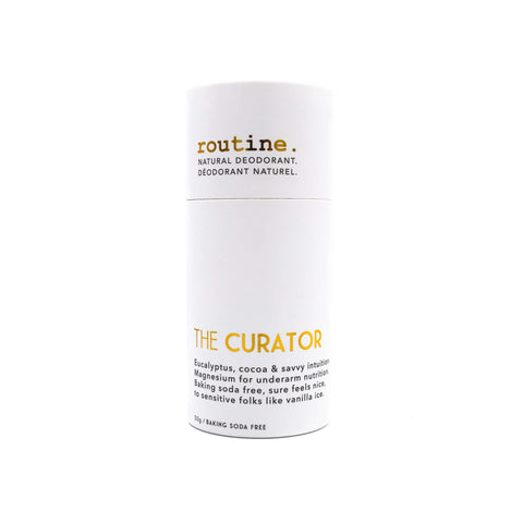 Routine - The Curator Deodorant Stick