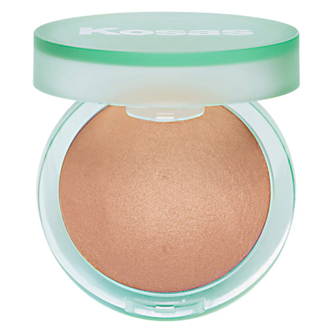 Compact of Kosas The Sun Show Moisturizing Baked Bronzer Light