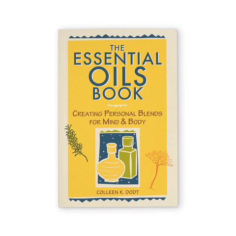 The Essential Oils Book | Kolya Naturals, Canada