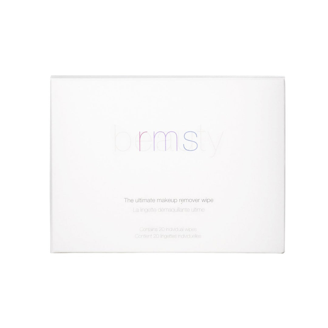 RMS Beauty - The Ultimate Makeup Remover Wipe 20 Pack | Kolya Naturals, Canada