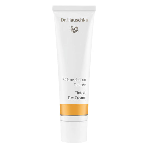 Bottle of Dr. Hauschka Tinted Day Cream 30 Milliliters