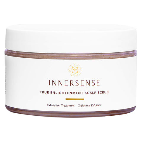 Jar of Innersense True Enlightenment Scalp Scrub 6.7 Ounces 198 Milliliters | Kolya Naturals, Canada