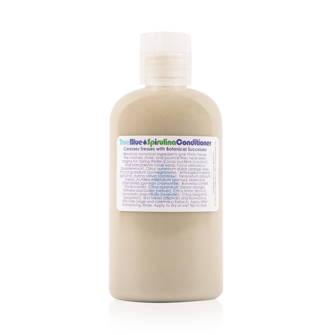 Living Libations - True Blue Spirulina Conditioner | Kolya Naturals, Canada