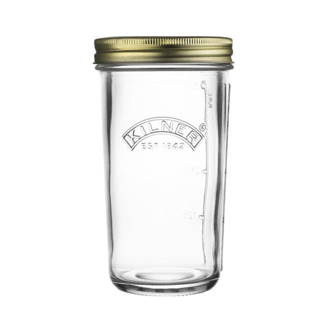 Preserve Jar, Wide Mouth