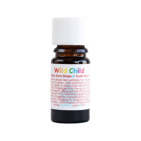 Living Libations - Wild Child Happy Gum Drops | Kolya Naturals, Canada