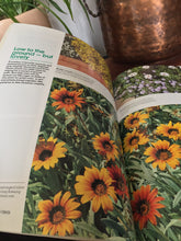 Load image into Gallery viewer, Vintage Sunset Garden Color Gardening Book