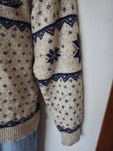 Load image into Gallery viewer, Vintage '90s Rag Wool Blend Sweater With Duck Motif By Northern Reflections