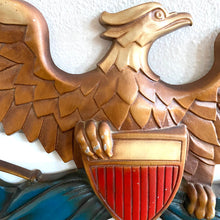 Load image into Gallery viewer, Vintage MidCentury Sexton Eagle Wall Hanging Regal