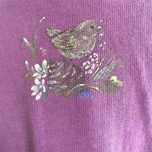 Load image into Gallery viewer, Vintage '90's Northern Reflections Pink Birdie Sweatshirt