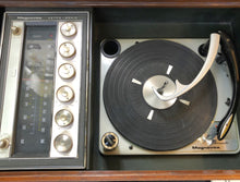Load image into Gallery viewer, Vintage Console Stereo Record Player By Magnavox
