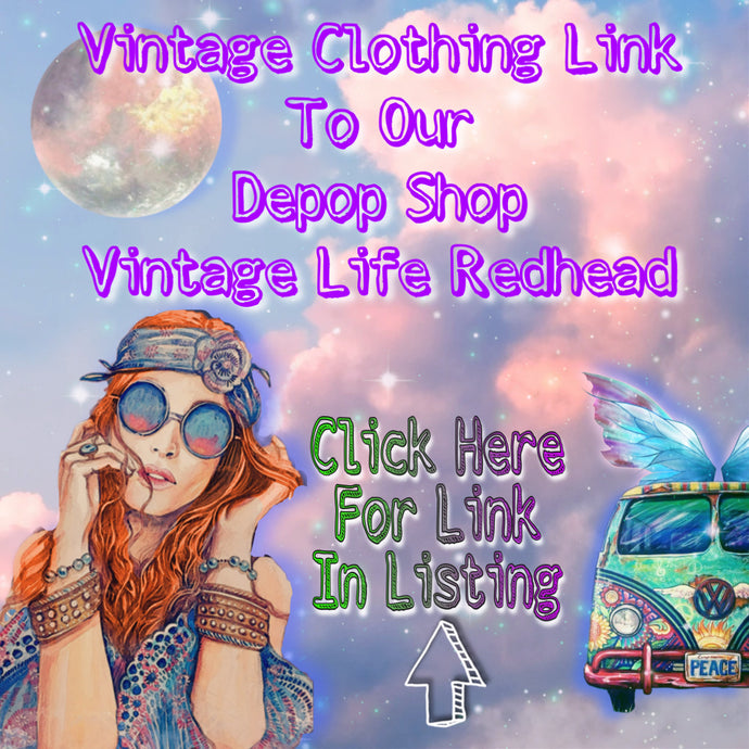 Vintage Clothing & Accessories Link Here! Shop 24/7!