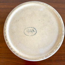 Load image into Gallery viewer, Vintage Roseville Pottery Dog Bowl