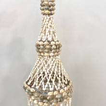 Load image into Gallery viewer, Vintage 70s Boho Shell Chandelier