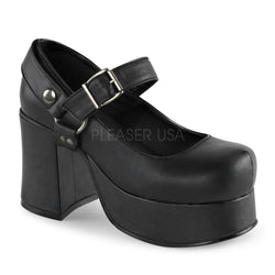 ABBEY-02 Gothic Mary Jane by Demonia Shoes