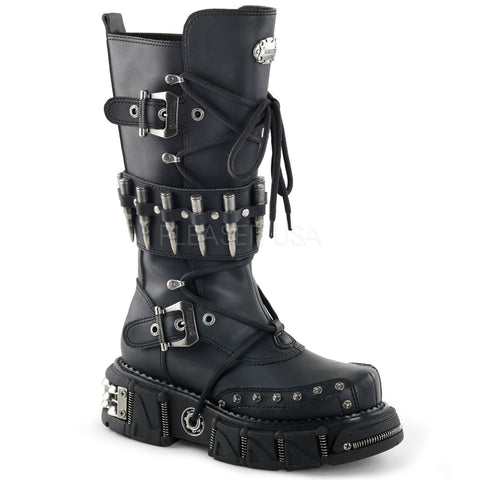 DMA-3002 Men's Gothic Boots by Demonia Shoes