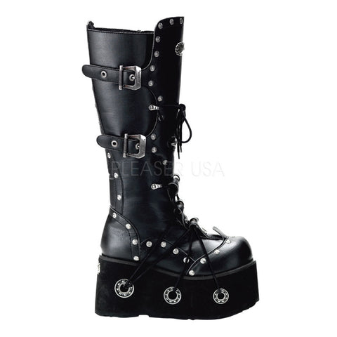 FURIOUS-301 Clearance Gothic Boot by Demonia Shoes