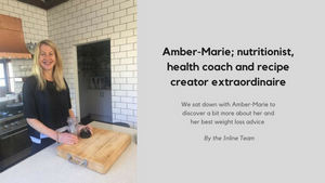 Amber-Marie; nutritionist, health coach and recipe creator extraordinaire