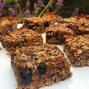 Protein Muesli Slice - Barre Base