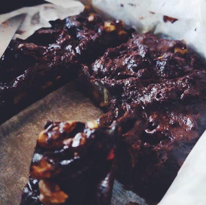 Choc brownie your body will love!