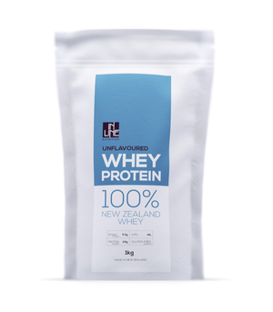 Whey Protein Concentrate - Unflavoured (Best Before May 2019)