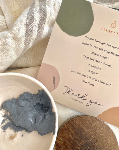 earth mother detoxifying charcoal mask