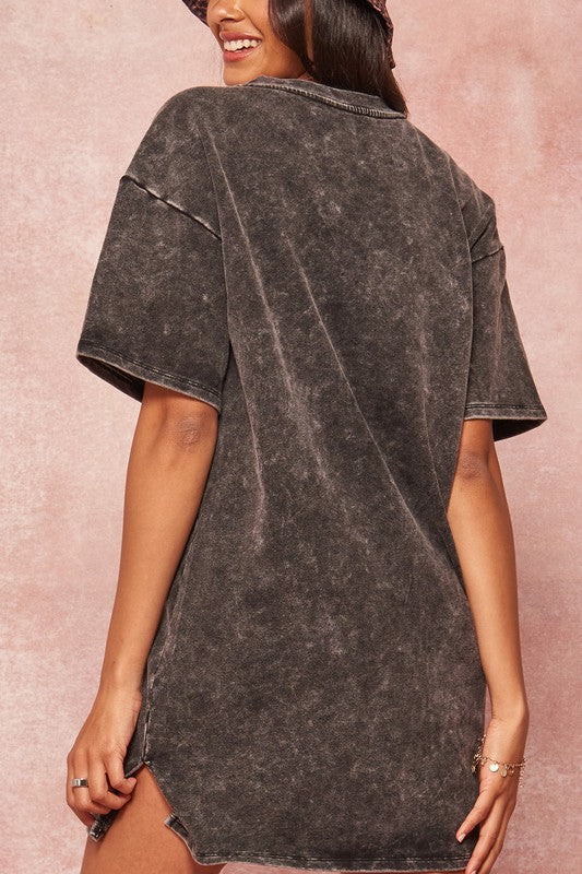 Erica T-Shirt Tunic Top