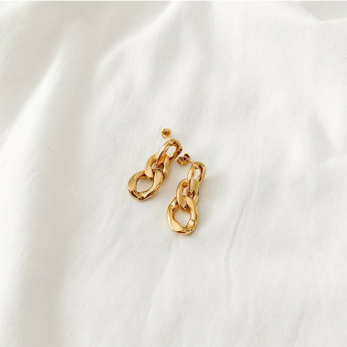 Leah Link Earrings