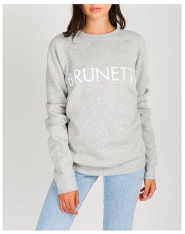 """Blonde"" Classic Crew Neck Sweatshirt"