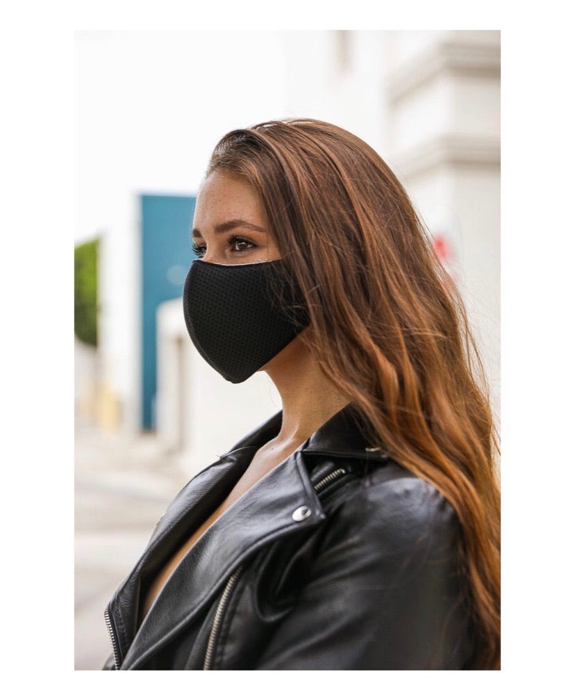 Mesh Style Reusable Face Mask