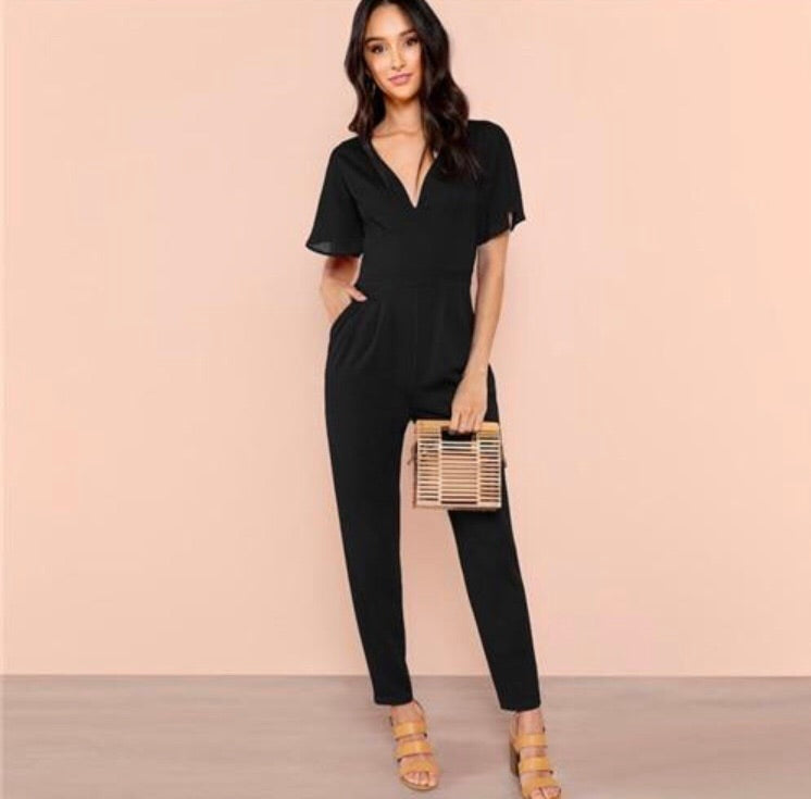 * The Closet- Glam squad jumpsuit (alterations)