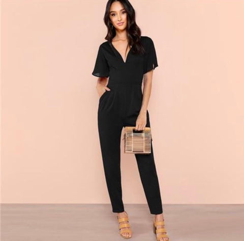 * The Closet- Thinking out loud jumpsuit