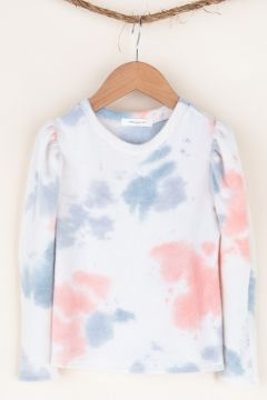 Angie Tie Dye Long Sleeve Top