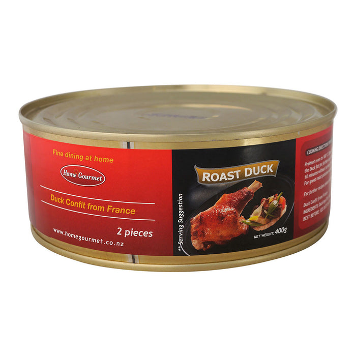 Home Gourmet Duck Confit