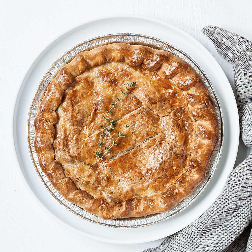 Beef Bourguignon Family Pie