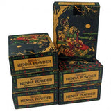 Natural Henna Powder - Colour your hair or tattoo your skin - JOURNEY artisan soaps & candles