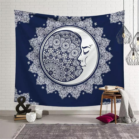 Moon Wall Hanging