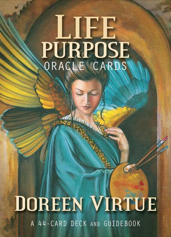 Life Purpose Oracle Cards, Doreen Virtue - JOURNEY artisan soaps & candles