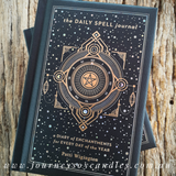 The Daily Spell Journal -  A Diary of Enchantments for Every Day of the Year