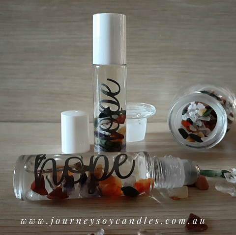 Hope - Crystal Infused Healing Perfume