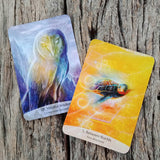 Sacred Spirit Reading Cards, Spirital Guidance for your life journey - JOURNEY artisan soaps & candles