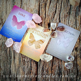 Psychic Soul Oracle Cards, Mitchell Coombes - JOURNEY artisan soaps & candles
