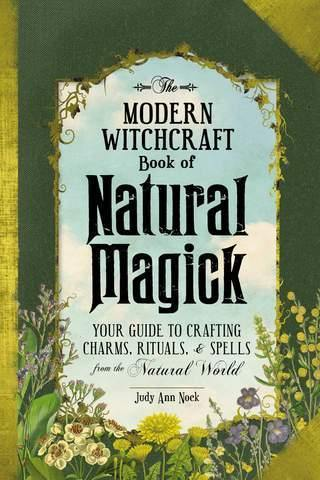 Modern Witchcraft Book of Natural Magick - JOURNEY artisan soaps & candles