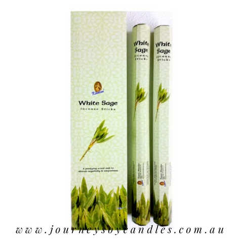 Kamini Garden Incense Sticks, White Sage